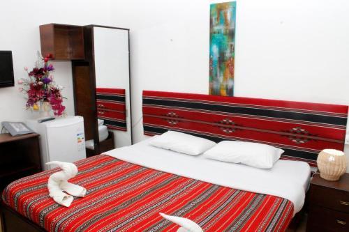 Amman Pasha Hotel room Valokuvat