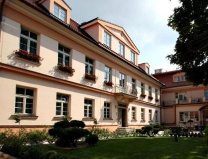 Kasteel-overnachting met je hond in Castle Residence Praha - Prague - Praag 8