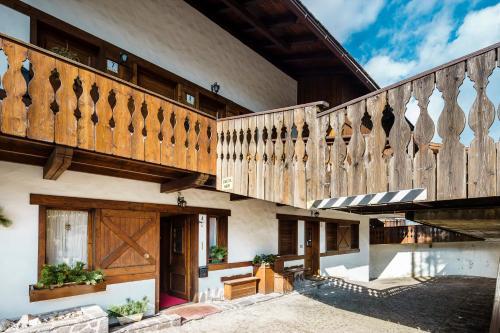 Villa Ca' dei Sash Cortina d'Ampezzo