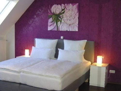 Double Room Hotel Flower Power