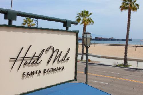 Hotel Milo Santa Barbara - Santa Barbara, CA CA 93101