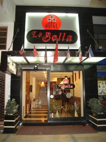 Salihli Hotel La Bella Salihli how to go