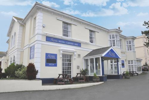 Babbacombe Royal Hotel and Carvery (B&B)
