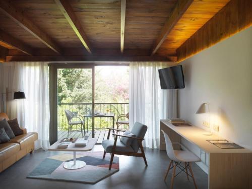 Habitación Doble Superior - 1 o 2 camas - Uso individual Mont-Sant 6