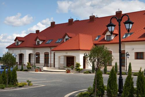 . Hotel Trzy Róże