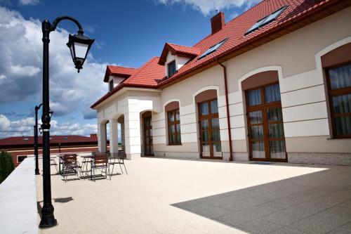 Hotel Trzy Róże - Lublin