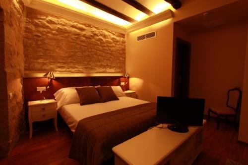 Doppelzimmer Hotel del Sitjar 47