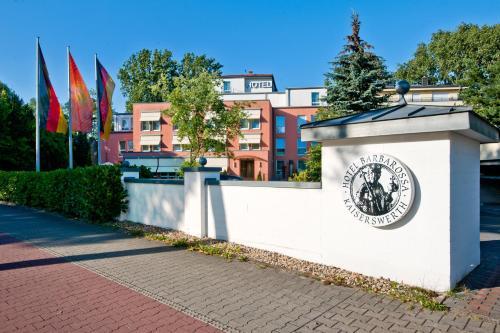 Hotel Barbarossa impression