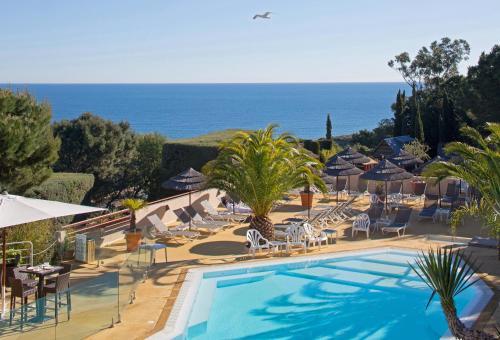Hôtel & Spa Les Mouettes - Hôtel - Argelès-sur-Mer