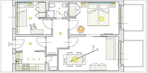 Suites Marilia Apartments - Holiday Home room photos
