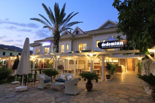 Göcek Dedeminn Marina Hotel address