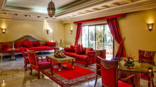 جناح أمباسادور (شخصان بالغان) (Ambassador Suite (2 Adults))