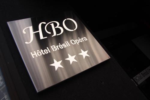 Hôtel Brésil Opéra photo 33