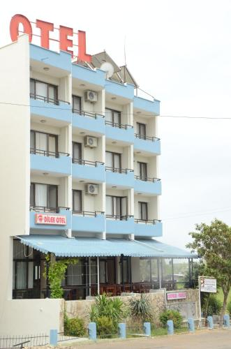 Gumuldur Dilek Hotel rooms