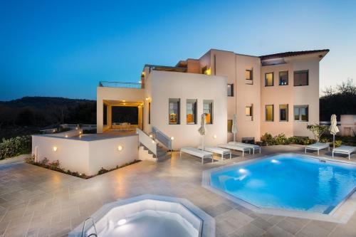 . Villa Ianthos