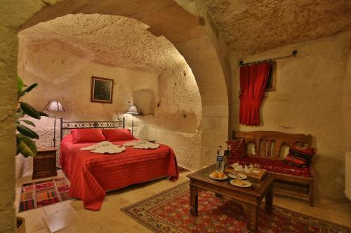 Turquaz Cave Hotel room photos