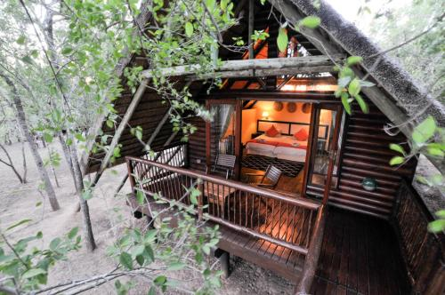 . Hluhluwe River Lodge