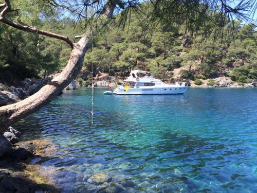 Göcek Lagoon-Boat indirim kuponu