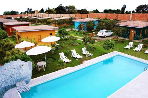 . Hotel Villa Kitzia Huacho
