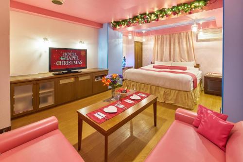 Hotel Blan Chapel Christmas Narita (Love Hotel)