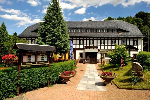 . Wanderhotel Sonnebergbaude