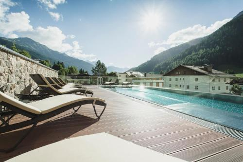 Hotel Schwarzer Adler - Sport & Spa St. Anton am Arlberg