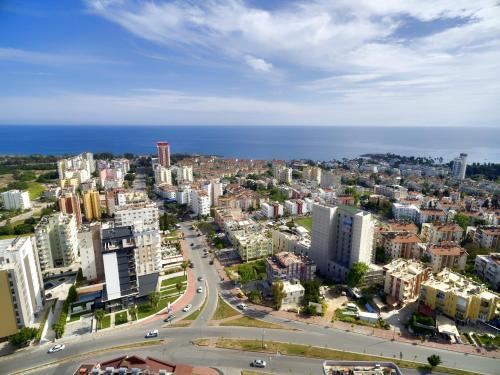 Antalya Nurella Pansiyon ulaşım