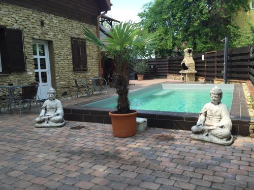 Smeraldo Villa, Pension in Siófok