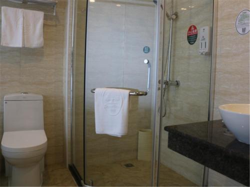 Hotel GreenTree Inn Guangdong Guangzhou Panyu Bus Station Business Hotel