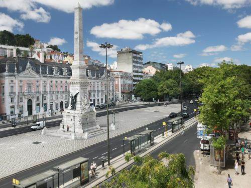 Praça dos Restauradores, n. 65, Lisbon, Portugal.