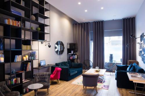 Hotel Mademoiselle photo 36