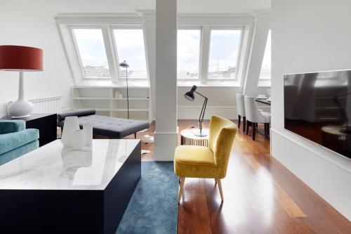 Playa de La Concha 7 Apartment by FeelFree Rentals Aðalmynd