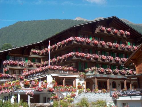 Hotel Gletschergarten Grindelwald