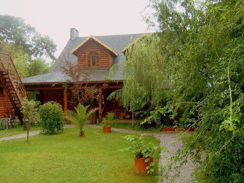 Agva Tranquilla River Lodge