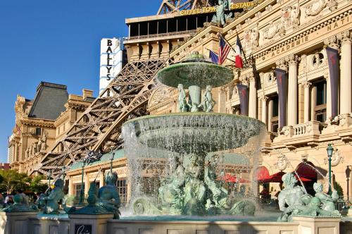 Paris Las Vegas Hotel Amp Casino Nevada United States