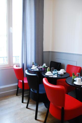 Hotel Cosy Monceau photo 32