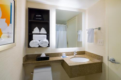 Fairfield Inn & Suites Paramus - Paramus, NJ 07652