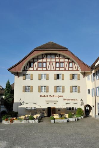 Hotel Zofingen, 4800 Zofingen