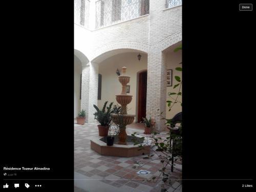 . Residence Tozeur Almadina