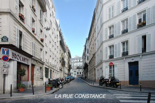 Appartement de Charme Montmartre photo 5