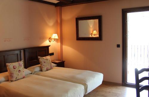 Habitación Doble - 2 camas Hotel Casa Arcas 1