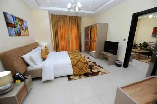 Hotel AL MANSOUR PARK INN HOTEL & APARTMENT