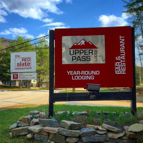 The Upper Pass Lodge - Hotel - Londonderry