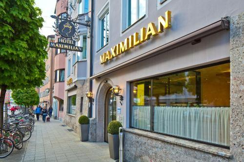 Hotel Maximilian - Stadthaus Penz, 6020 Innsbruck