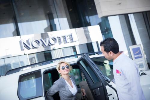Novotel Abu Dhabi Al Bustan photo 20