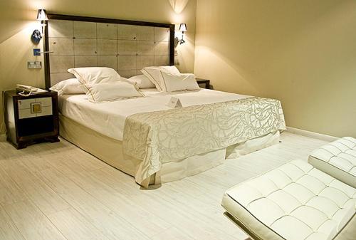 Habitación Doble con acceso al spa - 1 o 2 camas Villa Nazules Hípica Spa 11