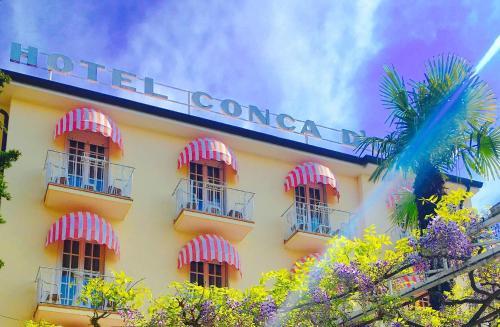 . Hotel Conca D'Oro ***S