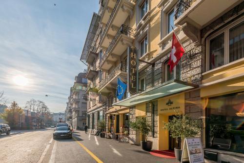 Hotel Alpina Luzern, 6003 Luzern
