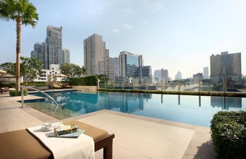Marriott Executive Apartments Sukhumvit Park photo 12