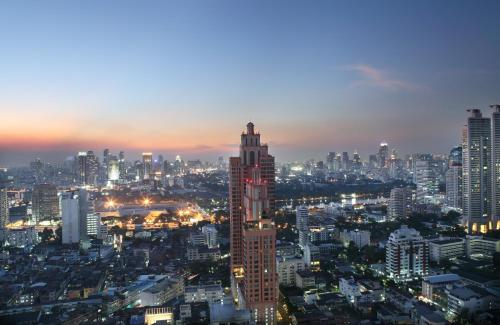 Marriott Executive Apartments Sukhumvit Park photo 16